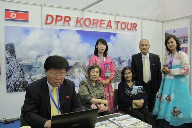 Đại diện đoàn Triều Tiên tại hội chợ VITM 2019 đánh giá cao về du lịch Việt Nam - Ảnh 5.