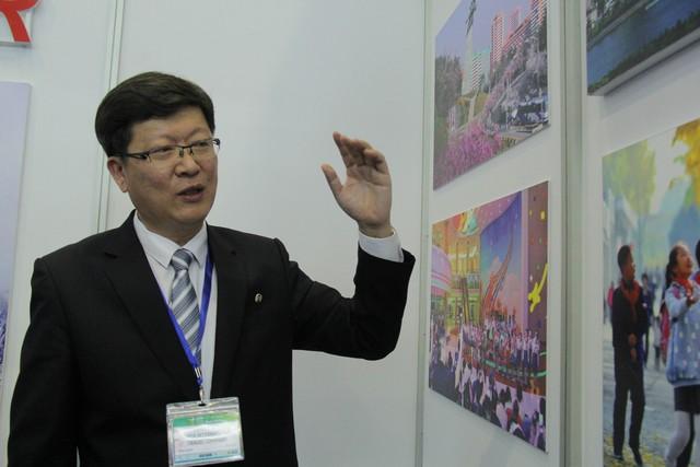Đại diện đoàn Triều Tiên tại hội chợ VITM 2019 đánh giá cao về du lịch Việt Nam - Ảnh 1.