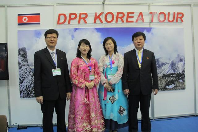 Đại diện đoàn Triều Tiên tại hội chợ VITM 2019 đánh giá cao về du lịch Việt Nam - Ảnh 7.