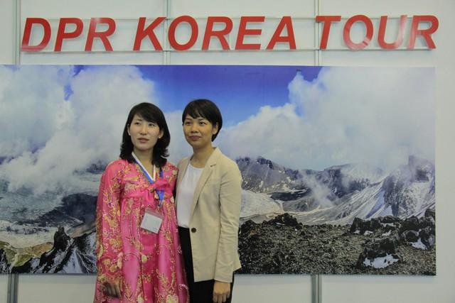 Đại diện đoàn Triều Tiên tại hội chợ VITM 2019 đánh giá cao về du lịch Việt Nam - Ảnh 6.