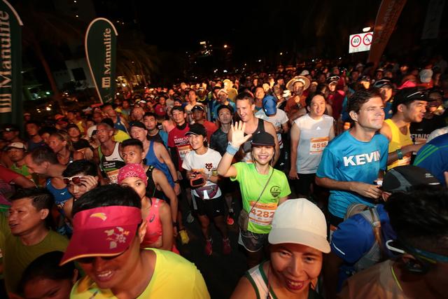 Cuộc thi Marathon Quốc tế Đà Nẵng 2019 diễn ra vào tháng 8/2019 - Ảnh 1.