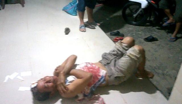 Huế: Đuổi cát tặc trên sông Hương, một người dân bị đánh nhập viện - Ảnh 1.