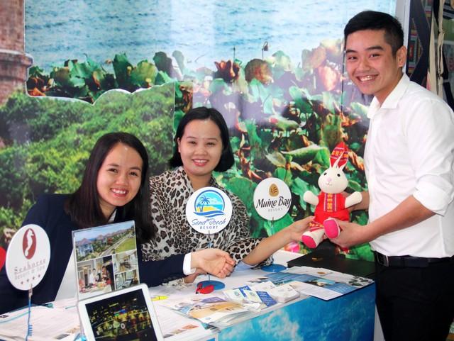 Hơn 4.000 lượt khách tham quan gian hàng du lịch Bình Thuận - Ảnh 2.