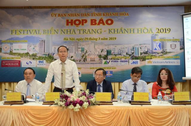 Chưa chốt danh sách các hoạt động hưởng ứng Festival Biển Nha Trang - Khánh Hòa lần thứ 9 - Ảnh 1.