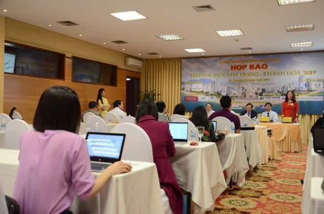 Chưa chốt danh sách các hoạt động hưởng ứng Festival Biển Nha Trang - Khánh Hòa lần thứ 9 - Ảnh 2.