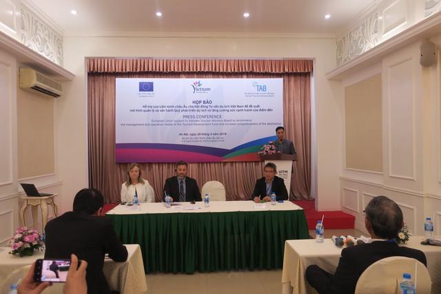 EU hỗ trợ Việt Nam phát triển du lịch và tăng sức cạnh tranh của điểm đến  - Ảnh 4.