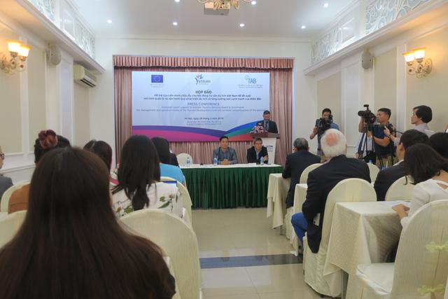 EU hỗ trợ Việt Nam phát triển du lịch và tăng sức cạnh tranh của điểm đến  - Ảnh 3.