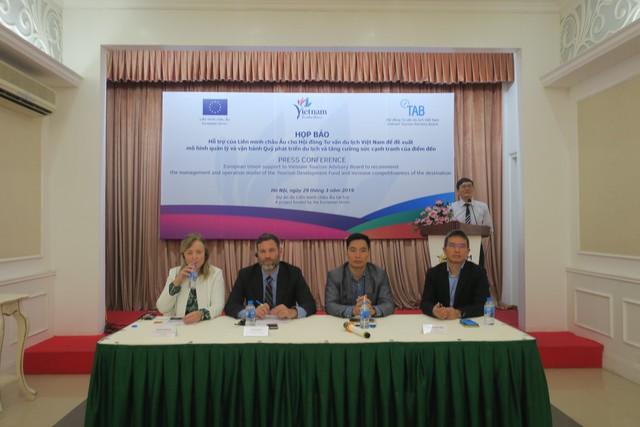 EU hỗ trợ Việt Nam phát triển du lịch và tăng sức cạnh tranh của điểm đến  - Ảnh 2.