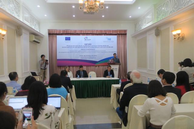 EU hỗ trợ Việt Nam phát triển du lịch và tăng sức cạnh tranh của điểm đến  - Ảnh 1.