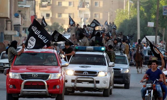 IS gục ngã trong cuộc chiến giành giật cuối cùng tại Syria - Ảnh 1.
