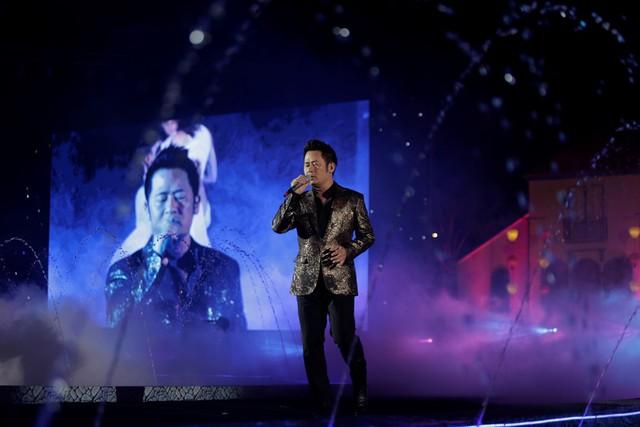 """Hàng tỷ đồng ủng hộ quỹ từ thiện Đà Nẵng trong """"Đêm đại nhạc hội và ra mắt phân khu Diamond Palace"""" - Ảnh 1."""