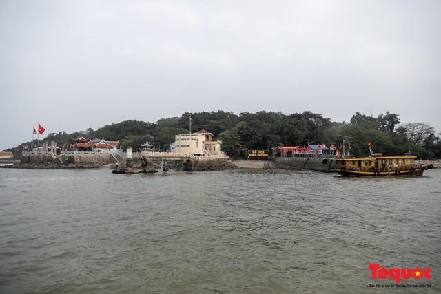 """Tham quan Trạm Khí tượng Hải văn Hòn Dấu : Khu du lịch thú vị của đất cảng,  """"mắt ngọc của Tổ Quốc"""" hơn 100 năm qua - Ảnh 1."""