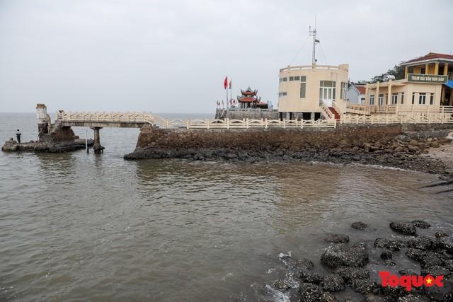 """Tham quan Trạm Khí tượng Hải văn Hòn Dấu : Khu du lịch thú vị của đất cảng,  """"mắt ngọc của Tổ Quốc"""" hơn 100 năm qua - Ảnh 2."""