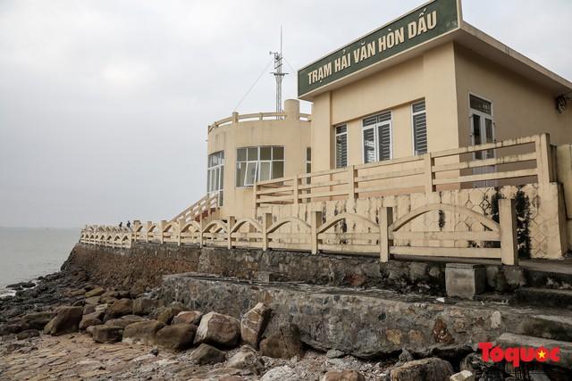 """Tham quan Trạm Khí tượng Hải văn Hòn Dấu : Khu du lịch thú vị của đất cảng,  """"mắt ngọc của Tổ Quốc"""" hơn 100 năm qua - Ảnh 12."""