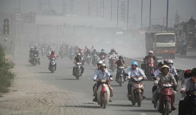 Mỗi năm mất đi 1,5 triệu người vì ô nhiễm không khí ở khu vực Nam và Đông Nam Á - Ảnh 1.