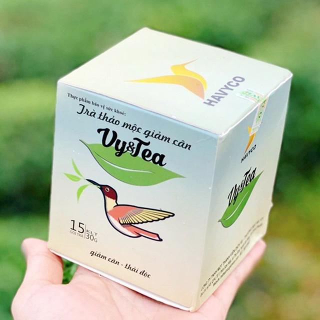Phát hiện trà thảo mộc có chứa chất cấm gây đột qụy, ung thư - Ảnh 1.