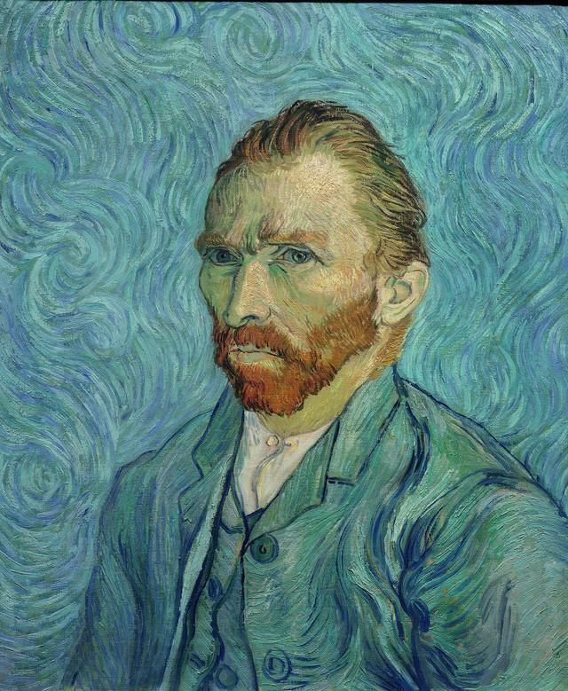 VCCA triển lãm số Ấn tượng phản chiếu: Van Gogh và tác phẩm - Ảnh 2.