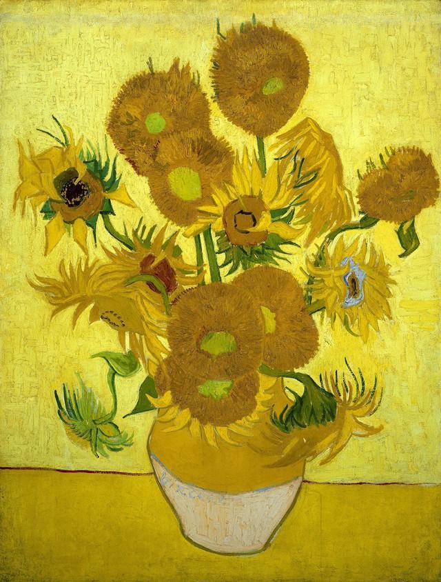 VCCA triển lãm số Ấn tượng phản chiếu: Van Gogh và tác phẩm - Ảnh 3.