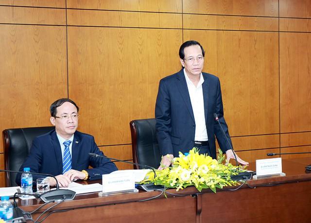 Bưu điện Việt Nam đã tham gia tích cực vào việc thực hiện các chính sách an sinh xã hội - Ảnh 1.