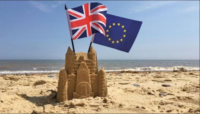 Bức tranh hỗn độn của nước Anh trước bế tắc Brexit - Ảnh 1.