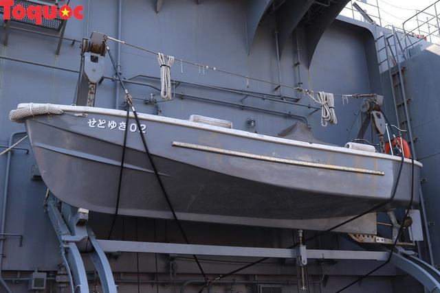 Hình ảnh hai tàu khu trục Nhật Bản cập cảng Tiên Sa - Đà Nẵng - Ảnh 17.