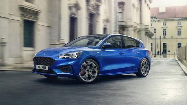 Ford Focus 2019 rục rịch ra mắt, Honda Civic và Hyundai Elantra phải dè chừng vì lần thay đổi này khá lớn - Ảnh 2.