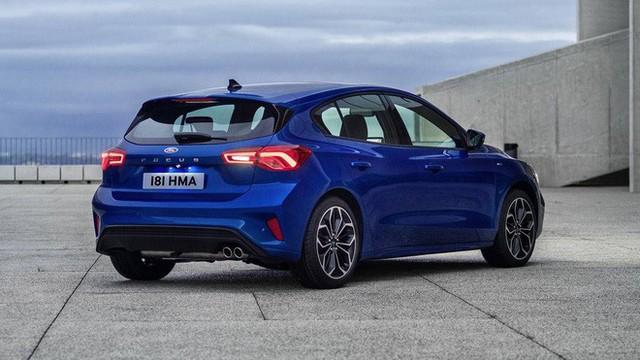 Ford Focus 2019 rục rịch ra mắt, Honda Civic và Hyundai Elantra phải dè chừng vì lần thay đổi này khá lớn - Ảnh 3.