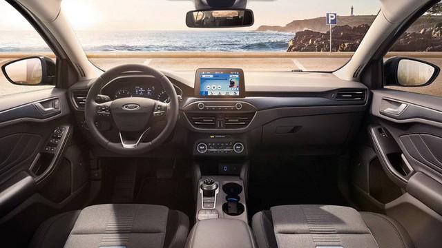 Ford Focus 2019 rục rịch ra mắt, Honda Civic và Hyundai Elantra phải dè chừng vì lần thay đổi này khá lớn - Ảnh 4.