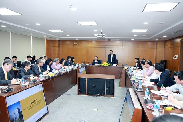 Bưu điện Việt Nam đã tham gia tích cực vào việc thực hiện các chính sách an sinh xã hội - Ảnh 2.