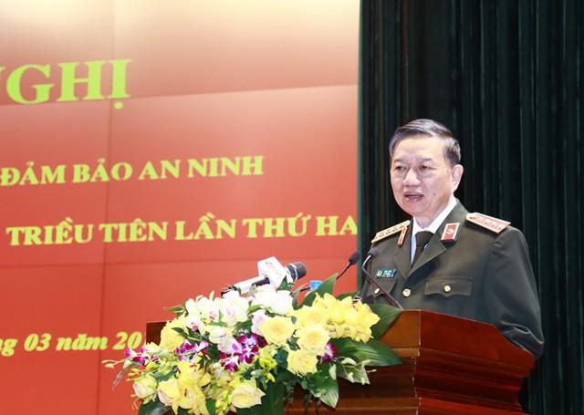 Bộ Công an tổng kết công tác đảm bảo an ninh, an toàn Hội nghị Thượng đỉnh Mỹ - Triều Tiên lần thứ 2 - Ảnh 1.