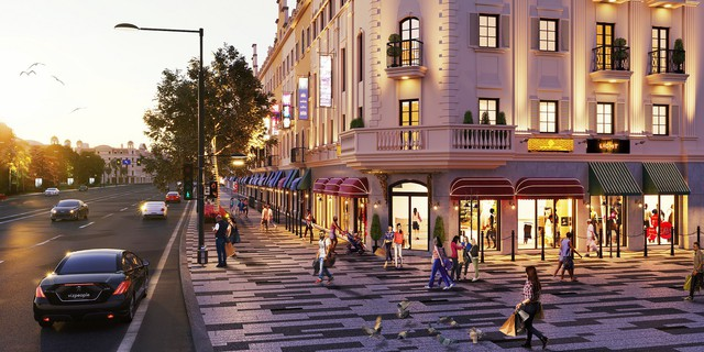 Hạ Long kích thích du khách chi tiêu bằng những phố thời trang đẳng cấp - Ảnh 2.