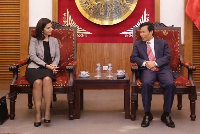 Tìm giải pháp thúc đẩy hợp tác văn hóa, du lịch giữa Việt Nam và Bulgari - Ảnh 1.