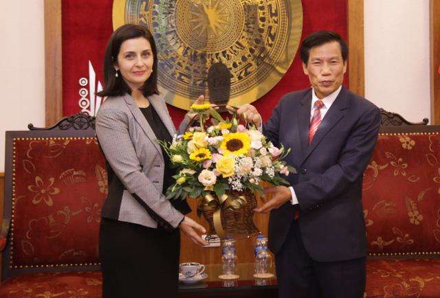 Tìm giải pháp thúc đẩy hợp tác văn hóa, du lịch giữa Việt Nam và Bulgari - Ảnh 2.