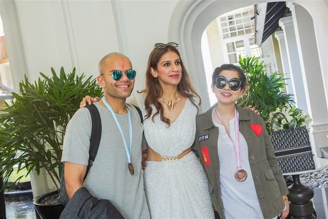 Hé lộ những hình ảnh đầu tiên của đám cưới đại gia Ấn Độ tại JW Marriott Phu Quoc Emerald Bay - Ảnh 1.