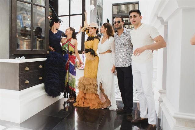 Hé lộ những hình ảnh đầu tiên của đám cưới đại gia Ấn Độ tại JW Marriott Phu Quoc Emerald Bay - Ảnh 10.