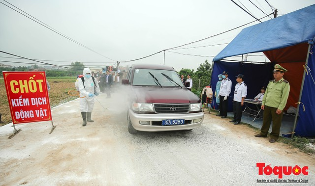 Hà Nội diễn tập ứng phó khẩn cấp với dịch tả lợn Châu Phi - Ảnh 22.