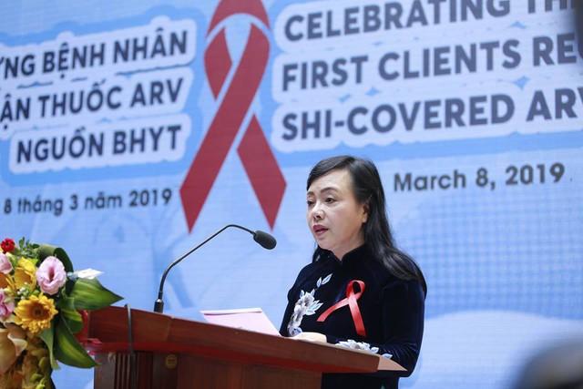 188 cơ sở y tế trên toàn quốc điều trị ARV cho bệnh nhân HIV thông qua BHYT bắt đầu từ 8/3 - Ảnh 1.