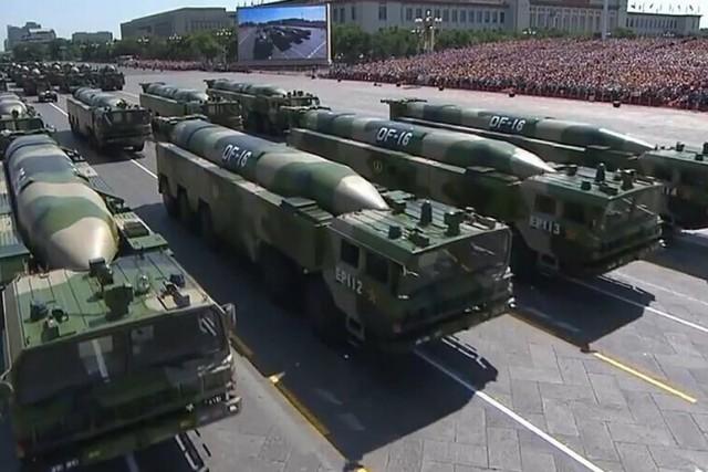 Dự báo choáng ngợp về sức mạnh quân sự Trung Quốc - Ảnh 1.
