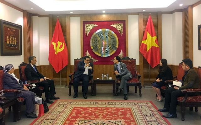 Việt Nam và Ai Cập đẩy mạnh hợp tác văn hóa - Ảnh 1.