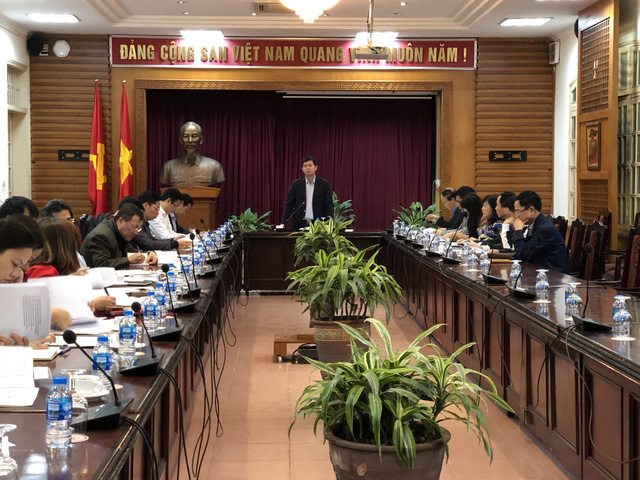 Thứ trưởng Lê Quang Tùng chủ trì phiên họp lần thứ nhất Tiểu ban Tuyên truyền -  Văn hóa ASEAN 2020 - Ảnh 1.