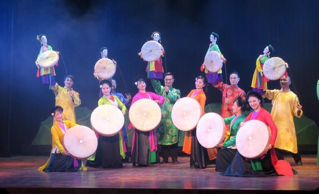 Tăng cường hợp tác phát triển nghệ thuật múa rối Việt Nam – Ai Cập - Ảnh 1.
