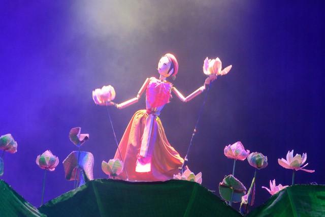 Tăng cường hợp tác phát triển nghệ thuật múa rối Việt Nam – Ai Cập - Ảnh 6.