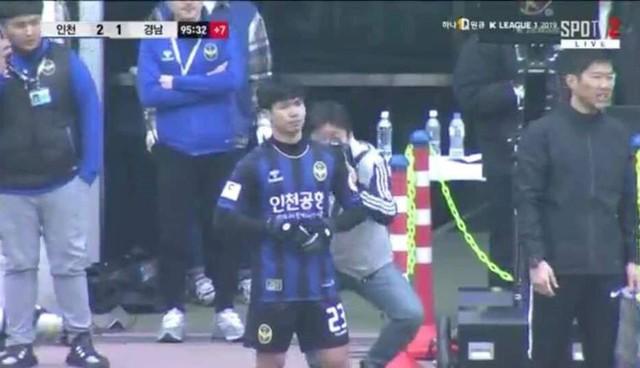 Công Phượng vào sân, IncheonUnited có chiến thắng đầu tiên tại K.League - Ảnh 1.