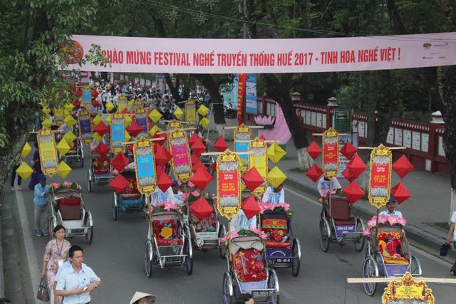 Festival Nghề truyền thống Huế 2019: Khẳng định và nâng tầm một thương hiệu - Ảnh 3.