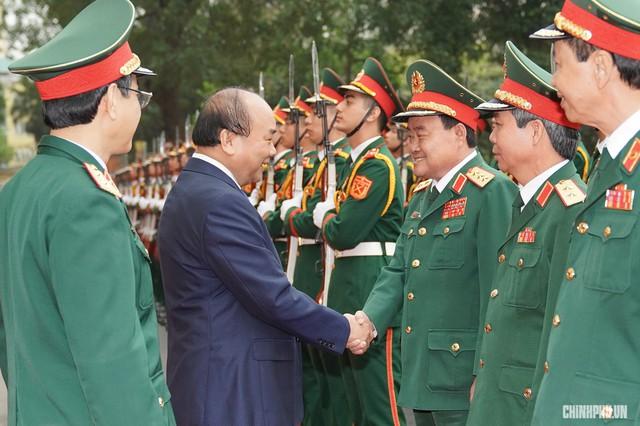 Thủ tướng dự lễ kỷ niệm 70 năm ngày truyền thống Học viện Quân y - Ảnh 1.
