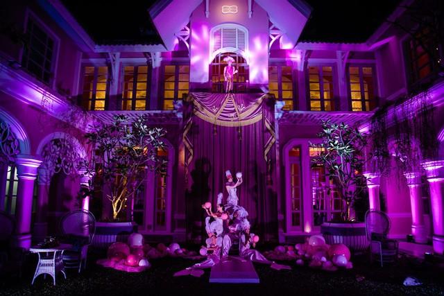 Cận cảnh bữa tiệc đầu tiên trong đại tiệc cưới của cặp tỷ phú Ấn Độ bên trong khu nghỉ dưỡng bên bãi Kem - Ảnh 13.