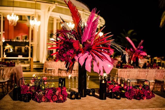 Cận cảnh bữa tiệc đầu tiên trong đại tiệc cưới của cặp tỷ phú Ấn Độ bên trong khu nghỉ dưỡng bên bãi Kem - Ảnh 16.