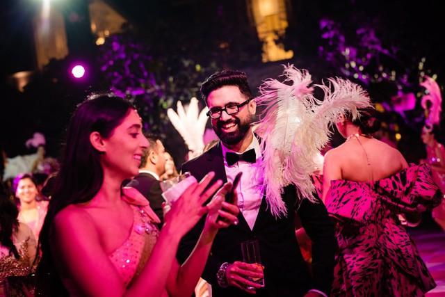 Cận cảnh bữa tiệc đầu tiên trong đại tiệc cưới của cặp tỷ phú Ấn Độ bên trong khu nghỉ dưỡng bên bãi Kem - Ảnh 20.
