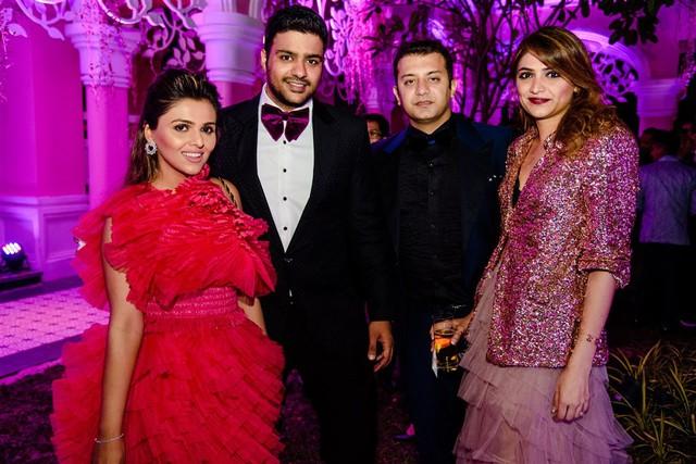Cận cảnh bữa tiệc đầu tiên trong đại tiệc cưới của cặp tỷ phú Ấn Độ bên trong khu nghỉ dưỡng bên bãi Kem - Ảnh 6.