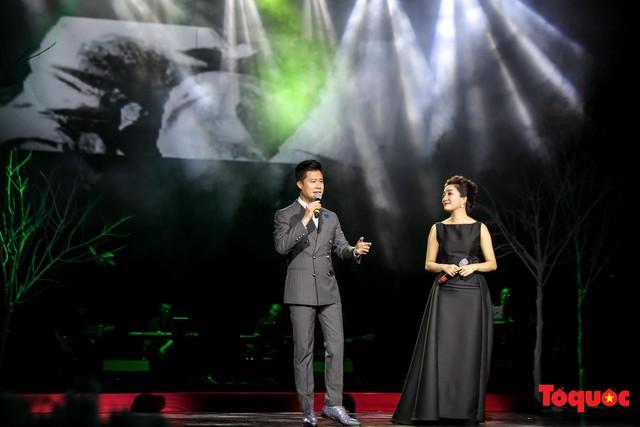 Ngập tràn cảm xúc trong đêm nhạc Em còn nhớ hay em đã quên  tưởng nhớ nhạc sĩ Trịnh Công Sơn - Ảnh 8.